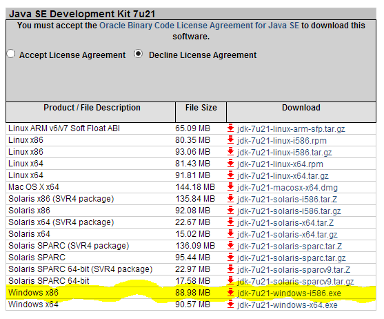 Java Sdk Msi Download
